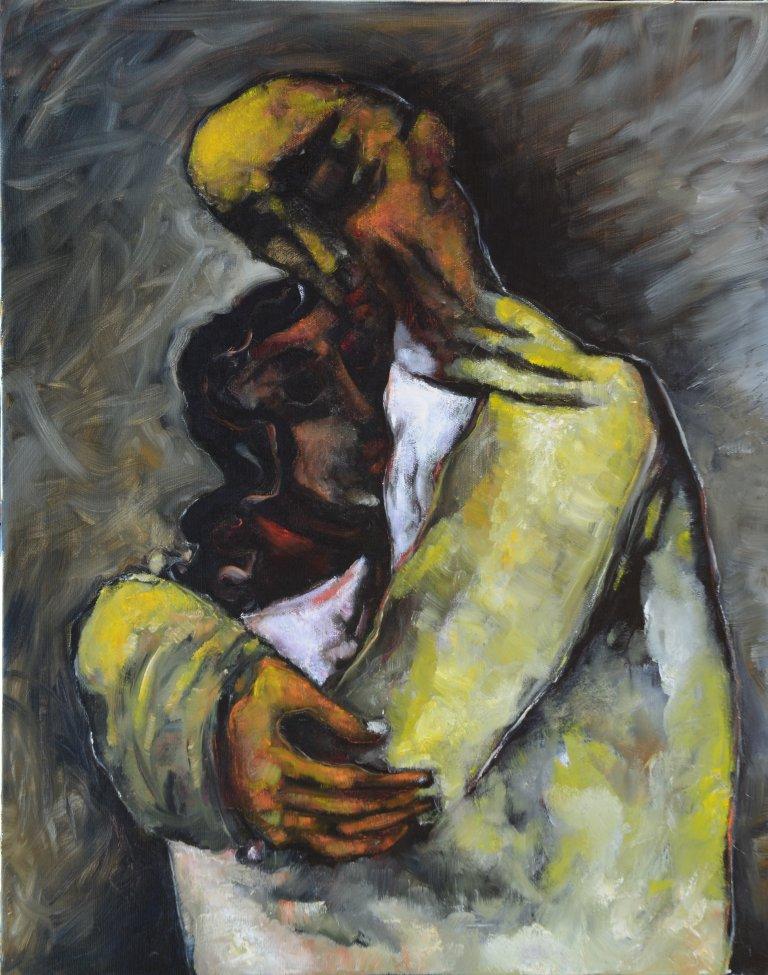 A Fatherly Embrace