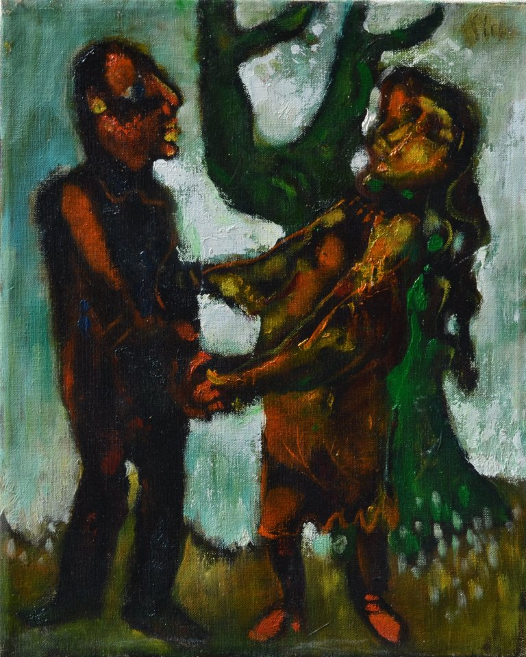 Decleration of Love 34 X 41