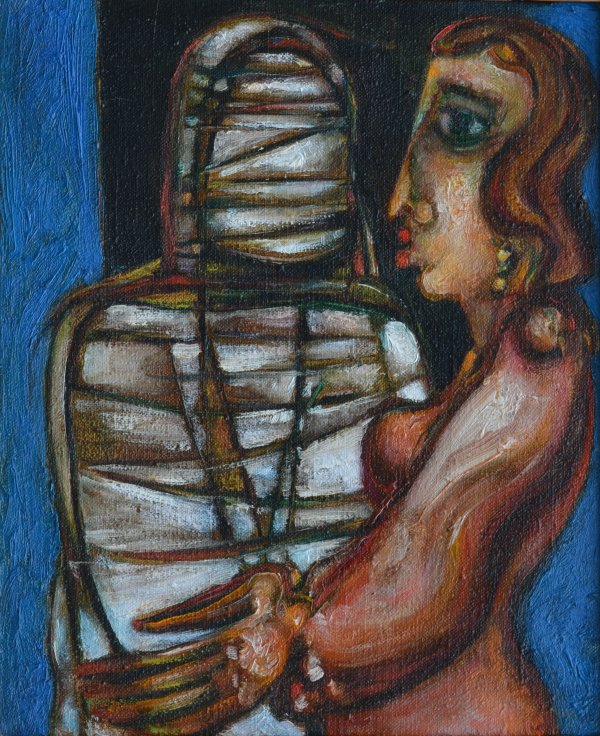 Love for the Unknown 38 x 47